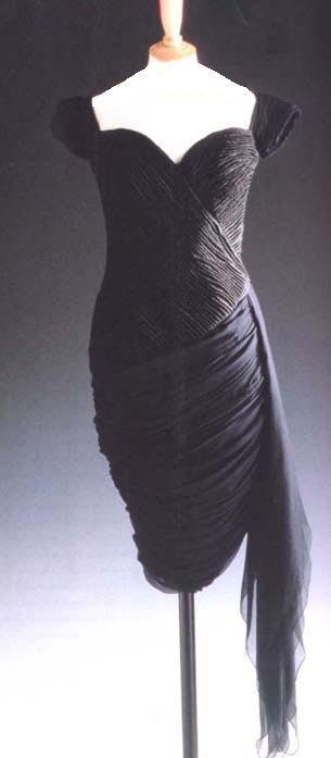The Revenge Christina Stambolian Dress Princess Diana
