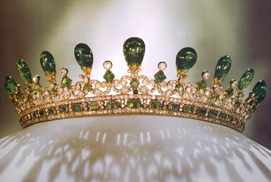princess diana wedding tiara. A Look at Royal Tiaras — Who
