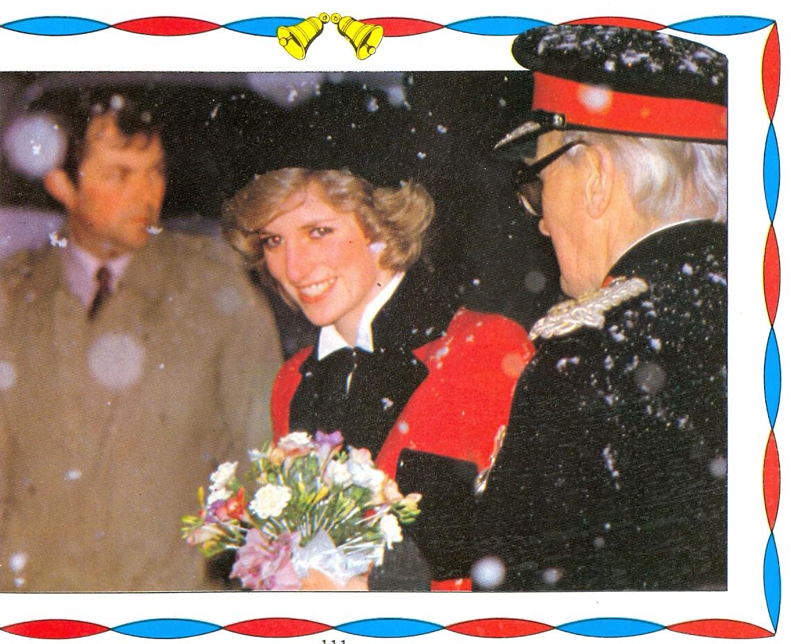 princess diana at christmas princess diana news blog all things princess diana princess diana at christmas princess