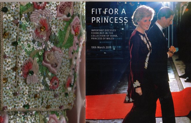 FIT FOR A PRINCESS DRESSES SALE CATALOG