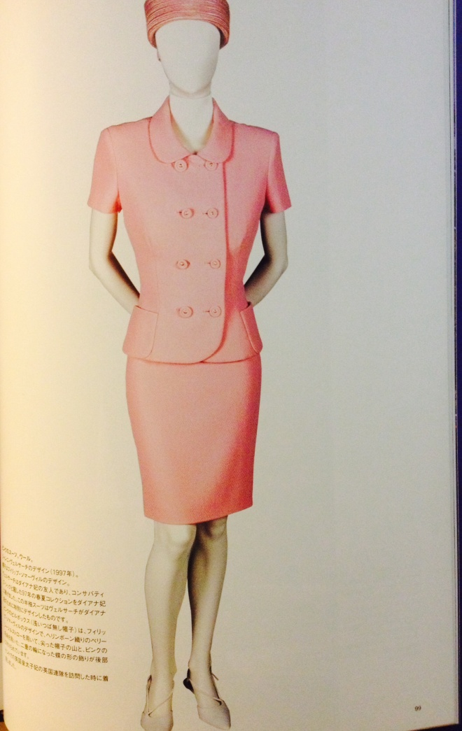 THE PINK SUIT WITH JACKIE O PILLBOX HAT
