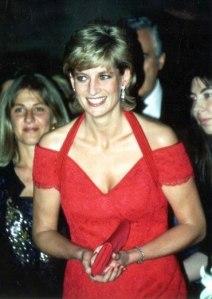 diana red dress