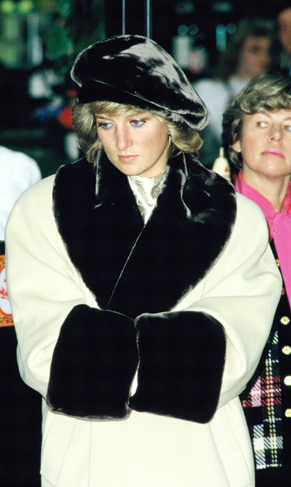 HELLO CANADA FEATURES PRINCESS DIANA'S TOP 15 WINTER STYLE MOMENTS!FASHIONS!