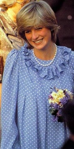 PRINCESS DIANA MATERNITY STYLE ARTICLE OF THE DAY!  1982 MaternityDesigns
