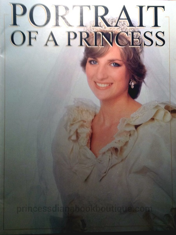 OUR PRINCESS DIANA COLLECTIBLE TODAY IS THE MAGAZINE 'PORTRAITS OF A PRINCESS'