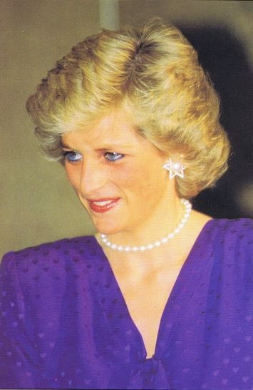AUSTRALIAN ROYAL TOUR 1988:  PRINCESS DIANA AND PRINCE CHARLES ARRIVE IN ADELAIDE