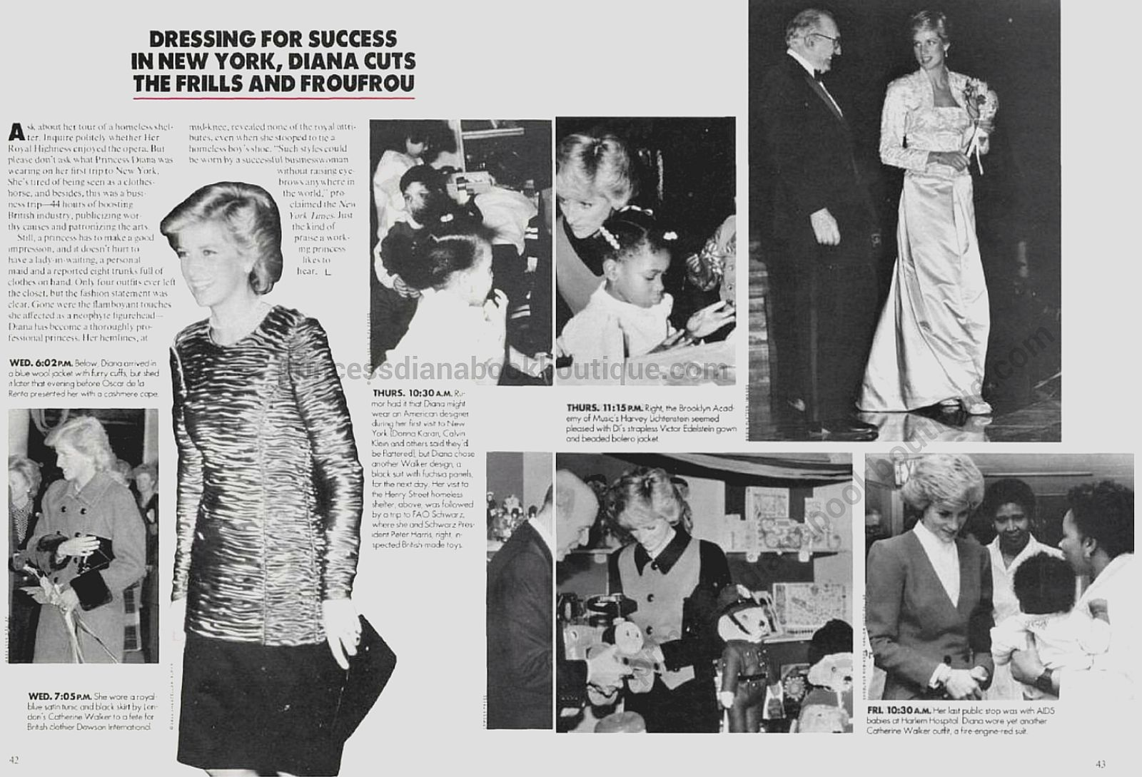 princess diana arrives in the big apple february 1 1989 for her first solo 3 day visit to new york city princess diana news blog all things princess diana princess diana arrives in the big apple
