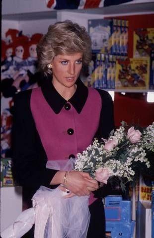 Princess diana new york dating