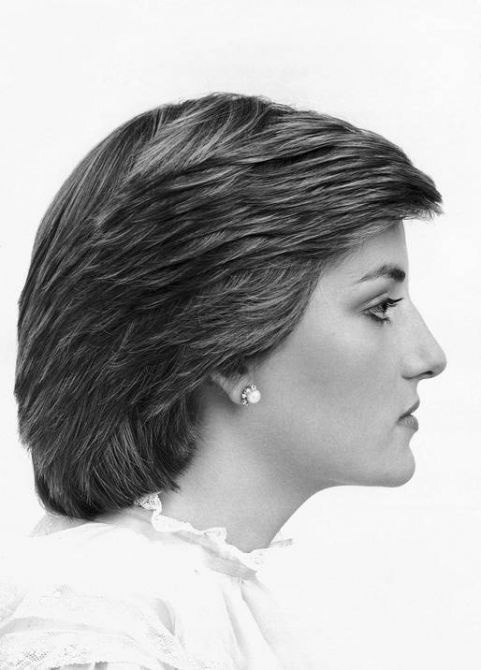 For Lady Di A Cut Above Diana On The Verge Of Engagement Continues
