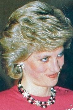 OUR PRINCESS DIANA ARTICLE TODAY IS : 'DIAMOND DI IS WORTH A MILLION BUT SOME OF THE FLASH IS FAKE!'