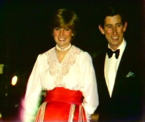 23 FEBRUARY 1981 – IT'S GOODBYE TO ALL THIS:  DIANA ON THE VERGE OF ENGAGEMENT CONTINUES