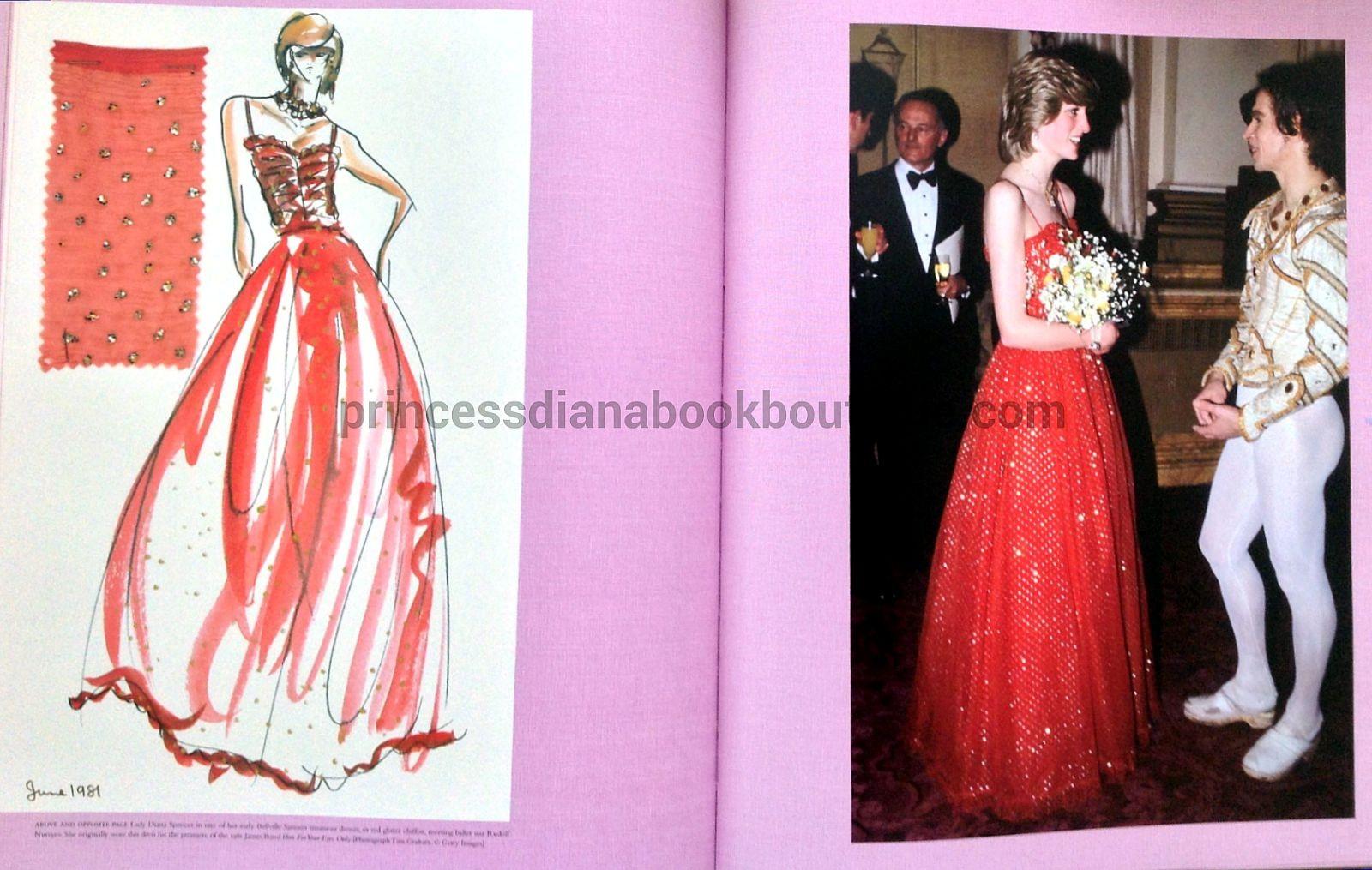 Bellville Sassoon Maternity Gown Princess Diana News
