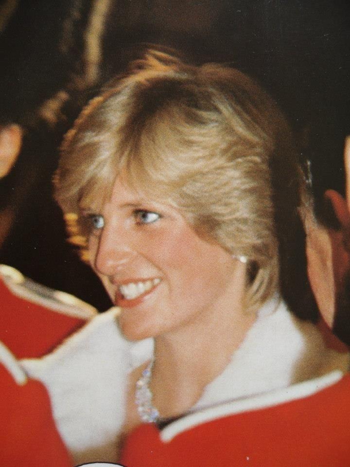 8 march 1982 princess diana gets her wish she meets for Princess diana new photos