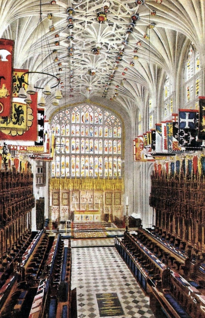 St George's Chapel Quire