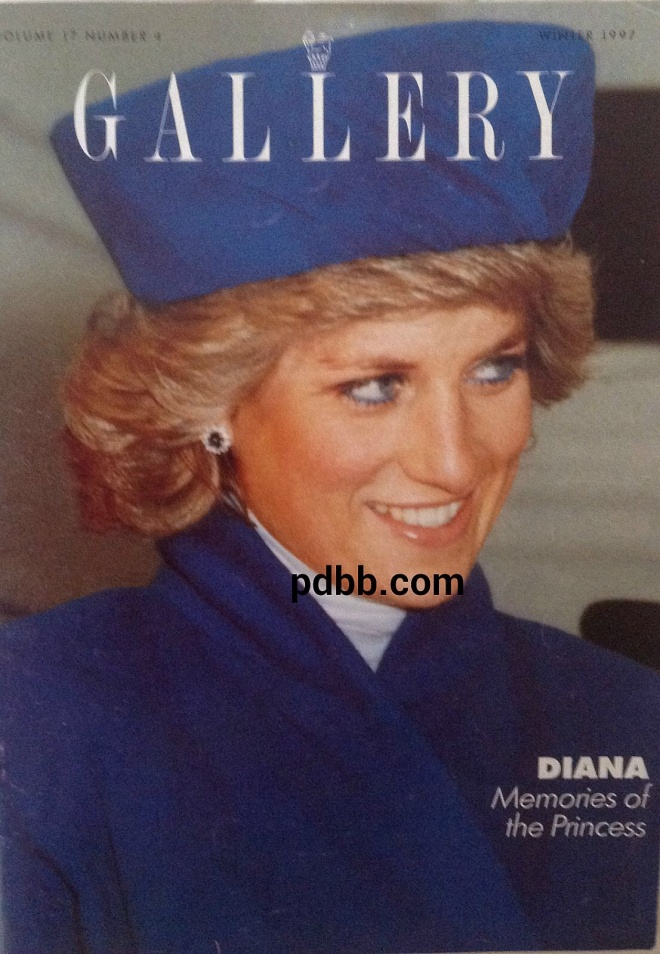 Royal Doulton Magazine 1997 Their Princess Diana Tribute Issue which is rare.