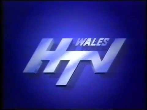 9 APRIL 1985 PRINCE CHARLES AND PRINCESS DIANA VISIT THE HTV STUDIOS AT CULVERHOUSE CROSS IN CARDIFF WALES