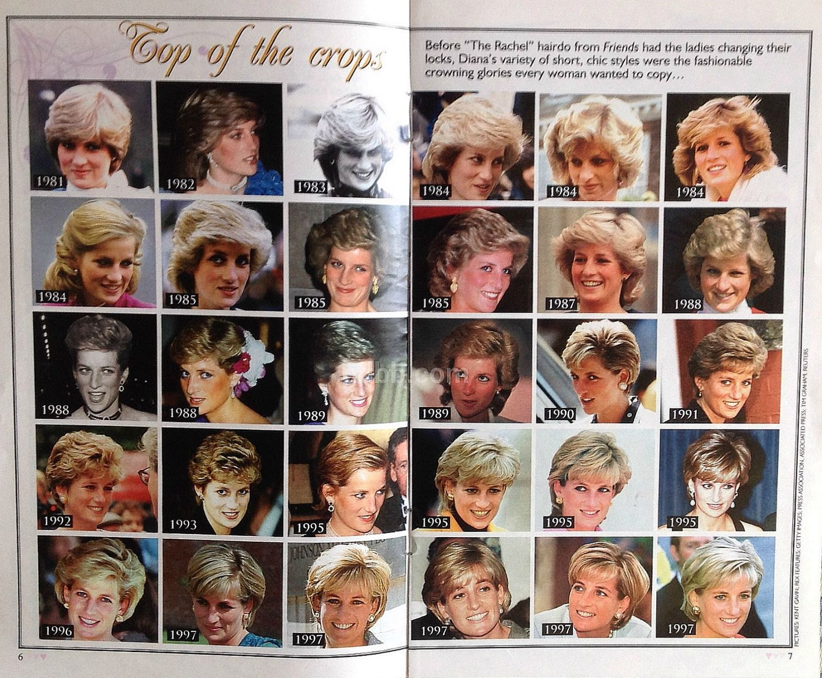 Todays Princess Diana Article Is Top Of The Crops Princess