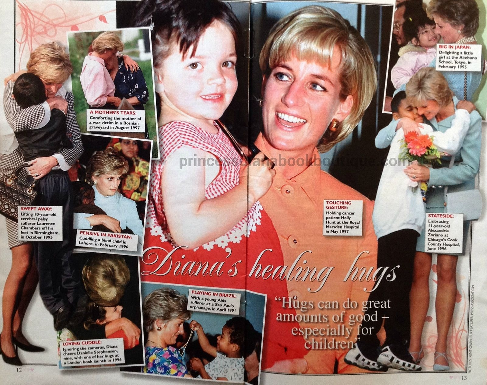 Our Princess Diana Article Today Diana S Healing Hugs Princess Diana News Blog All Things Princess Diana,American Airlines Baggage Allowance To Mexico