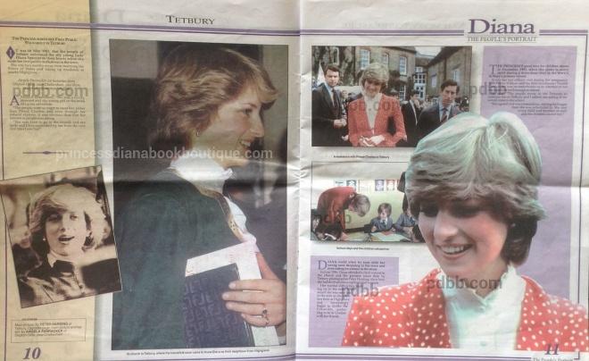 Diana's Tetbury