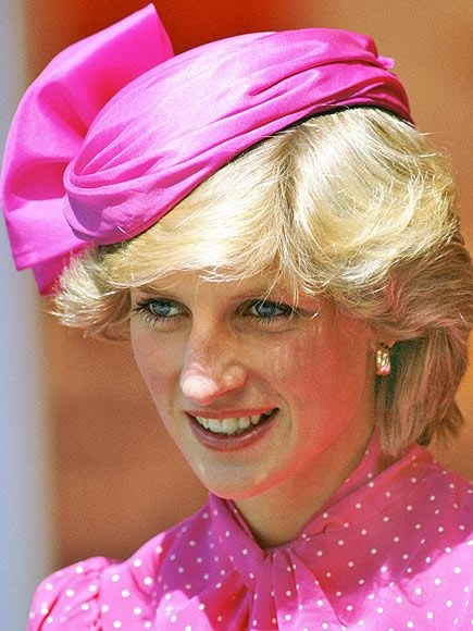 21 JULY 1983 PRINCE CHARLES AND PRINCESS DIANA ATTEND THE SUNSHINE COACH LUNCH FOR THE VARIETY CLUB OF GREAT BRITAIN NEW BUSAPPEAL