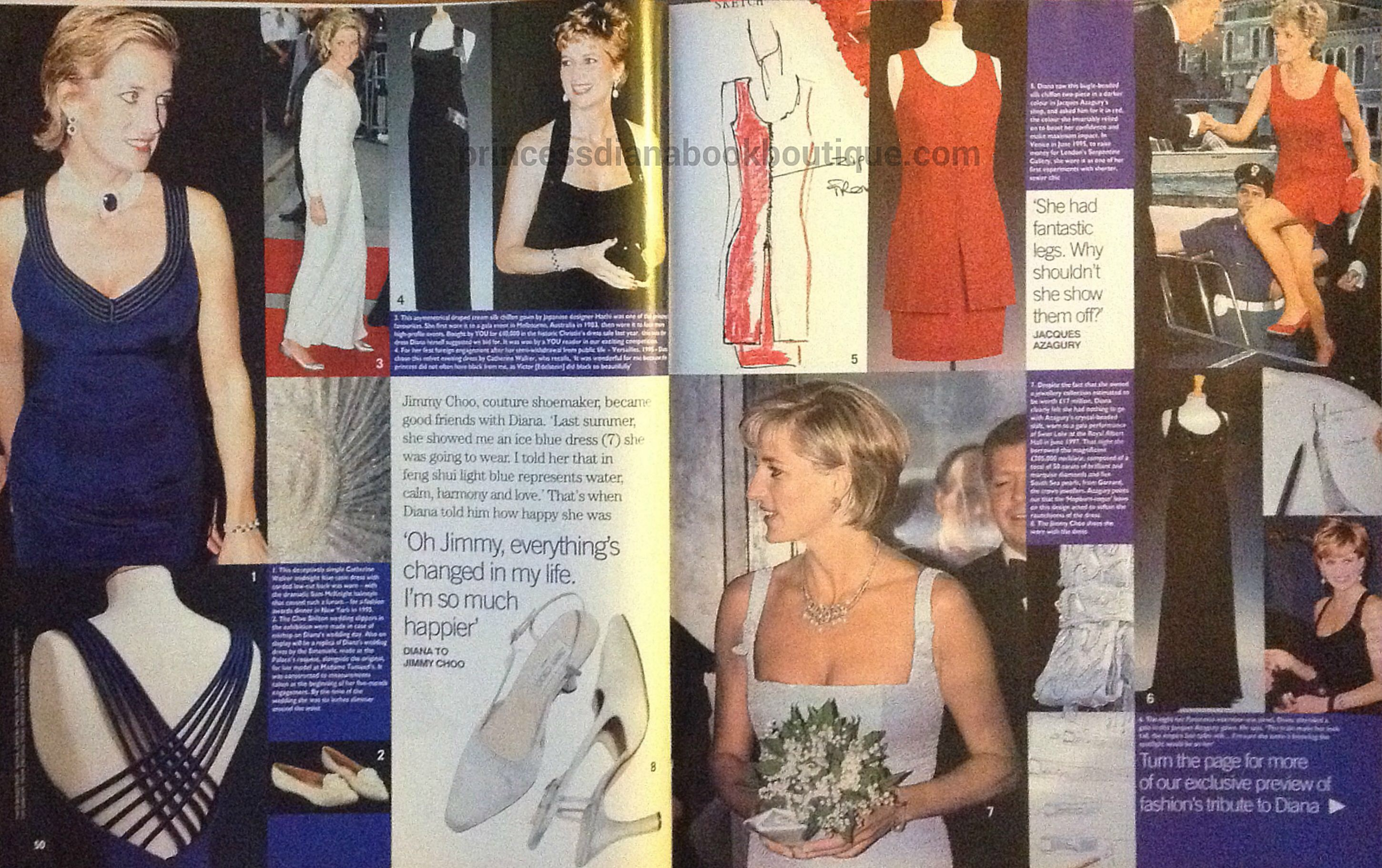 Part Three Of Our Princess Diana News Blog Article A