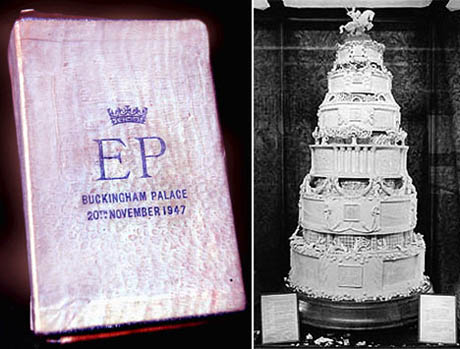 Queen Elizabeth's Wedding Cake from 1947