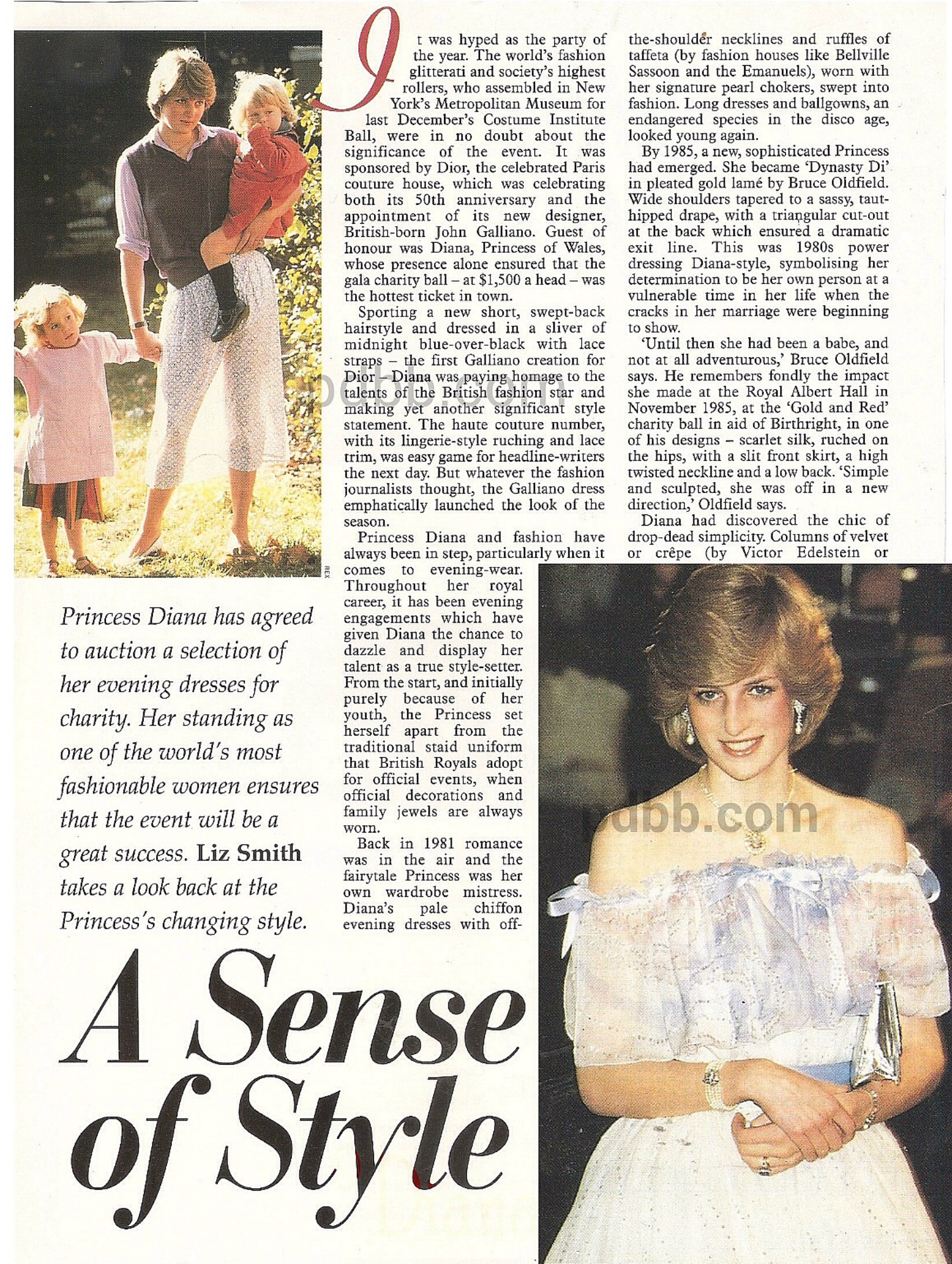 Princess Diana News Blog