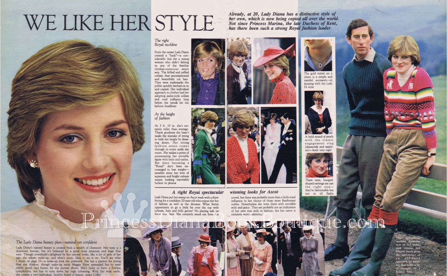 We Like Her Style Our Princess Diana Style Article For 3 March 2016 Princess Diana News Blog All Things Princess Diana