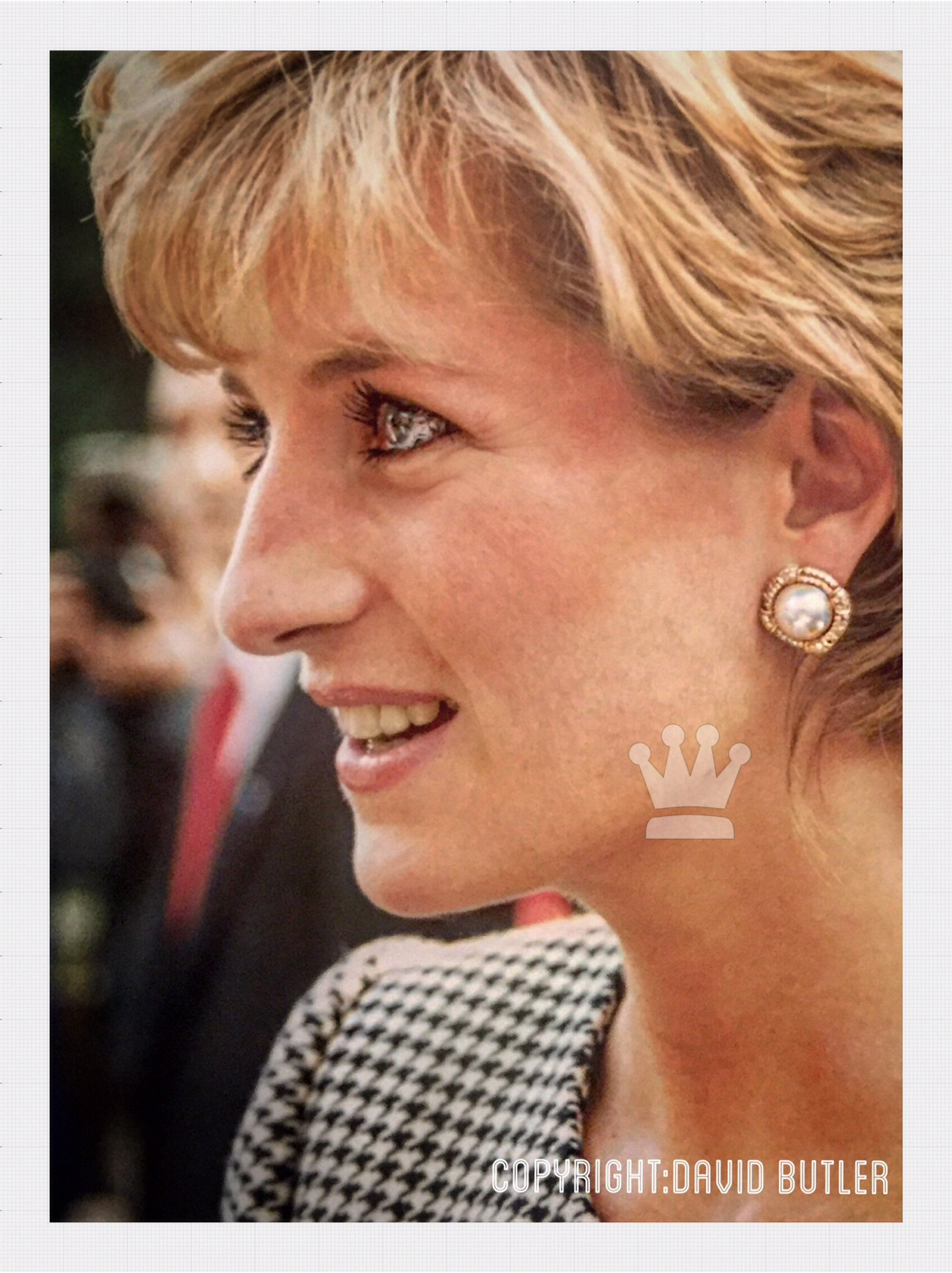 Princess Diana –Pictures of the Year 12/22/1997 Newsweek Magazine Great Pictures
