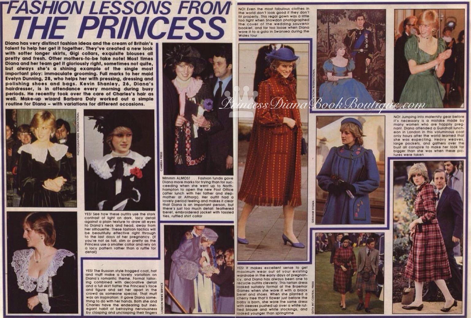 Princess Diana Fashion Princess Diana News Blog All