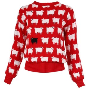 first look moderate cost new & pre-owned designer Princess Diana's Famous Baa Baa Black Sheep Sweater: Our ...